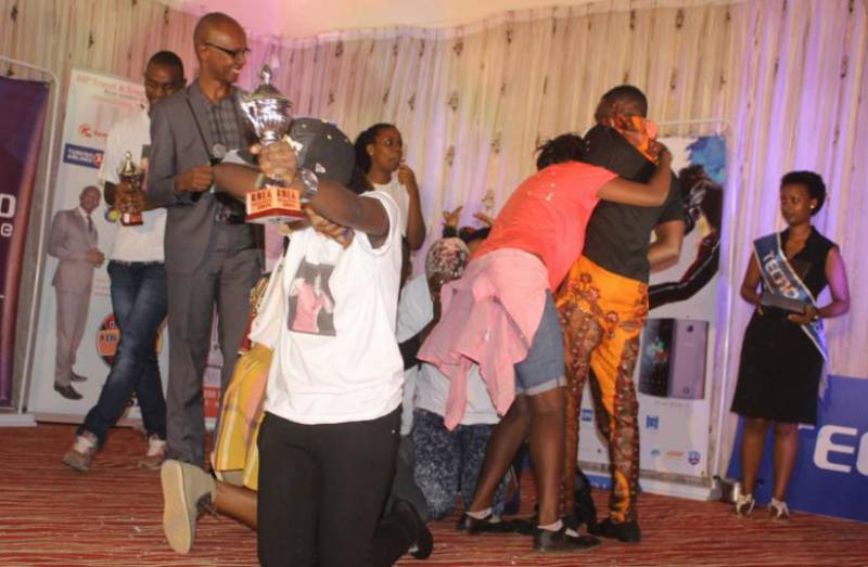 TV, Radio journalists awarded