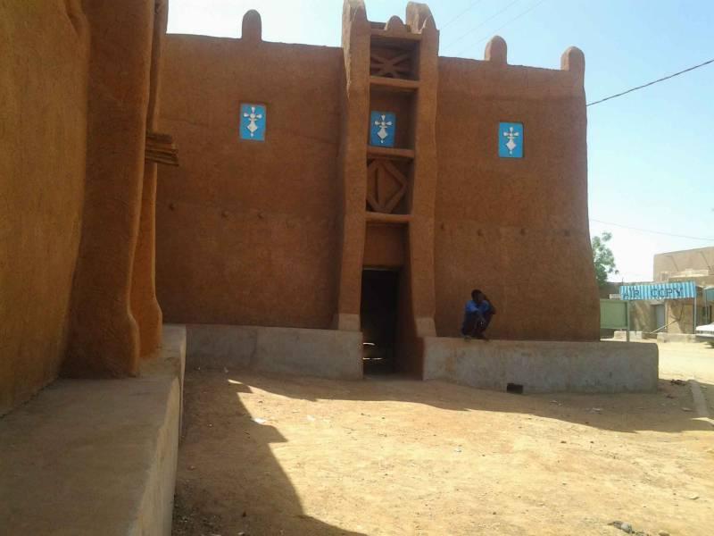 restauration de la résidence du [...]