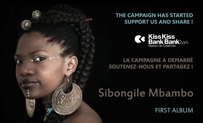 Participate in Sibongile Mbambo's first album