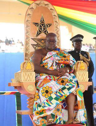 Celebs Congratulate Akufo-Addo