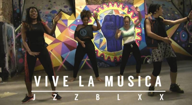 Vive La Música nouveau Afro [...]