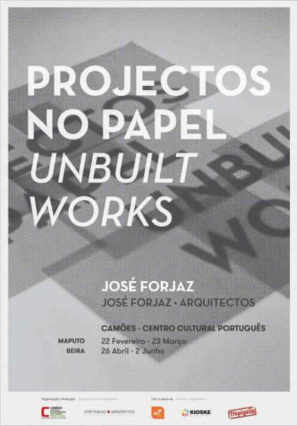 Projectos no Papel - Unbuilt Works