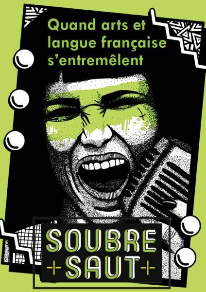 Soubresaut, nouvelle revue Francophonie et Arts