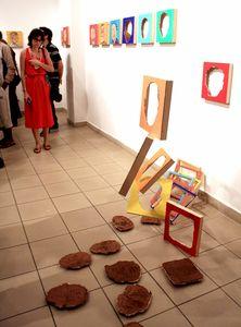 Exposition de Aimé Mpane à l'Institut français de [...]