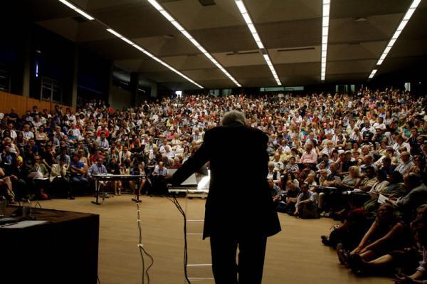 Tenue du 23ème Congrès mondial de philosophie à Athènes [...]