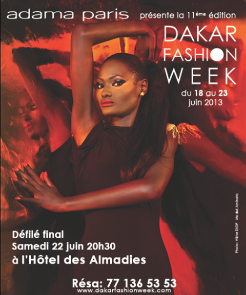 Le Dakar fashion week, rendez-vous [...]