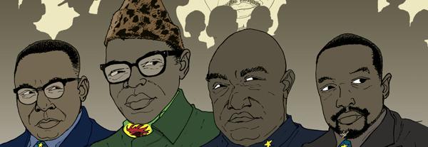 Africalia et Roularta lancent la BD Congo50