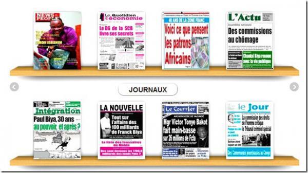 Africanewstand : débat autour d'un nouveau kiosque [...]