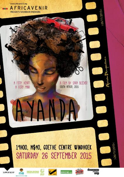 Namibian Premiere of Ayanda, on [...]