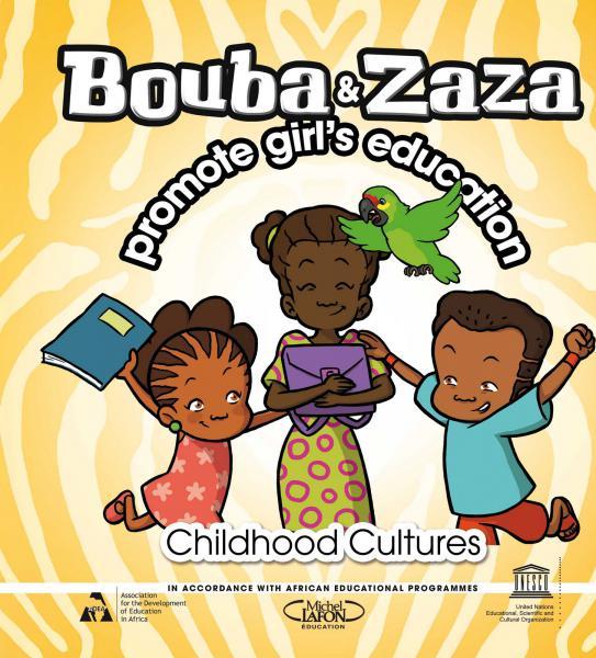 Bouba & Zaza protect the Earth