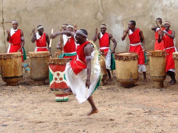 Le tambour burundais patrimoine culturel immatériel de [...]