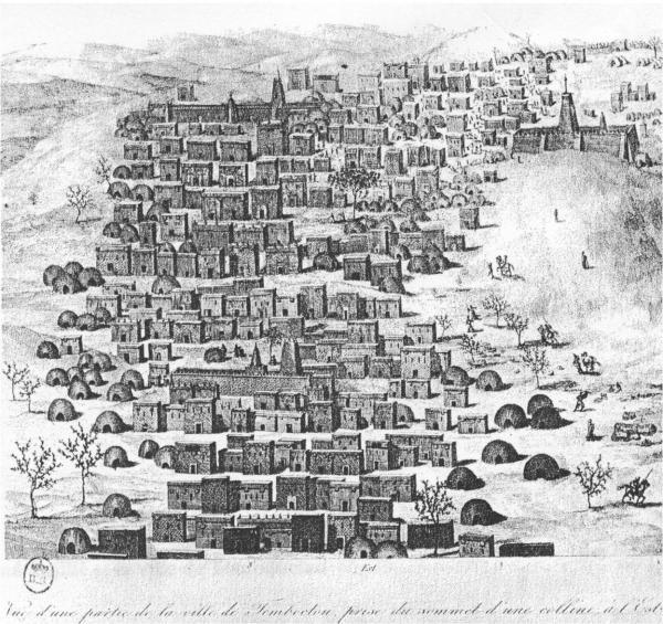Les foyers de la connaissance dans l'Afrique précoloniale