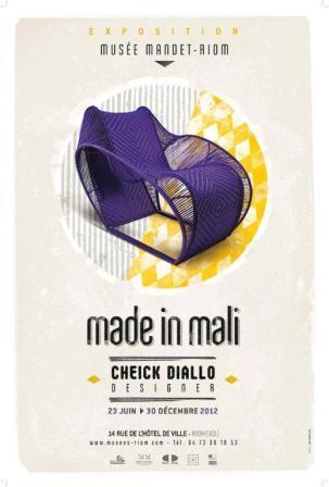 Le designer malien Cheick Diallo présente une [...]