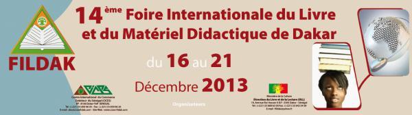 Fildak de Dakar : les éditeurs [...]