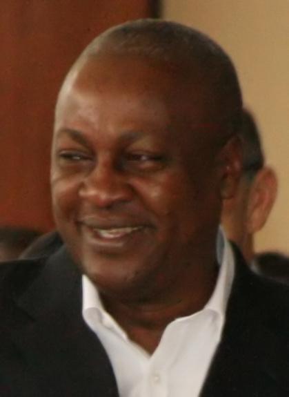 John Dramani Mahama : le [...]