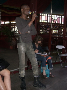 Kossi Efoui : Je ne suis pas un auteur africain.