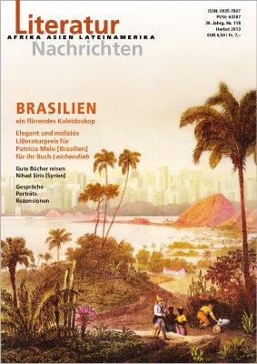 Nouvelles littéraires de LiteraturNachrichten n°118