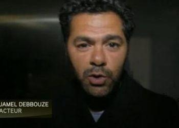Jamel Debbouze interpelle Alain Delon sur iTélé