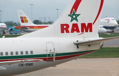 Royal Air Maroc, désormais [...]