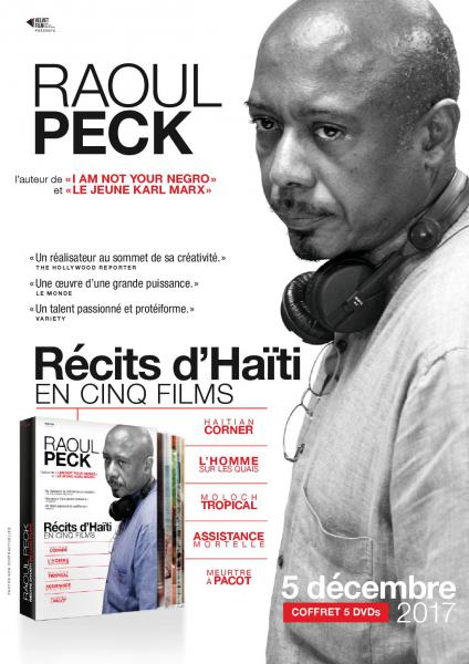 Raoul Peck : I AM NOT YOUR NEGRO en livre et DVD. [...]