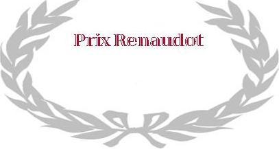 Première sélection du Prix Renaudot 2012