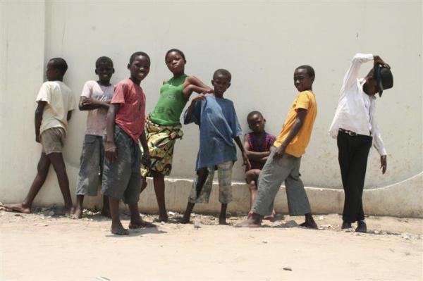 Projet <em>Kinshasa Kids&#8207;</em>