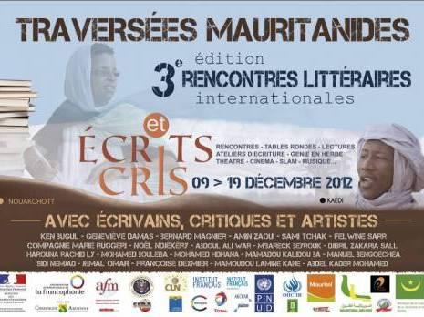 Nouakchott, escale de la littérature monde