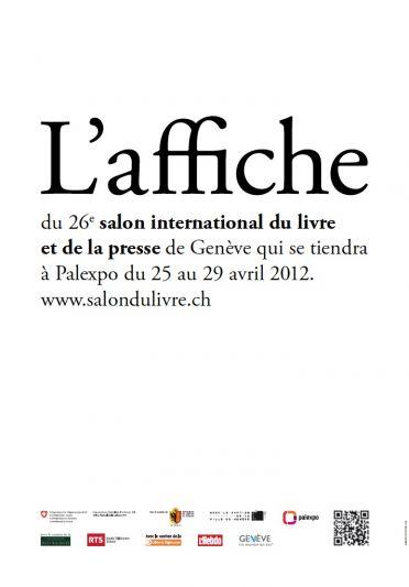 Le Salon International du livre de Genève, tribune pour [...]