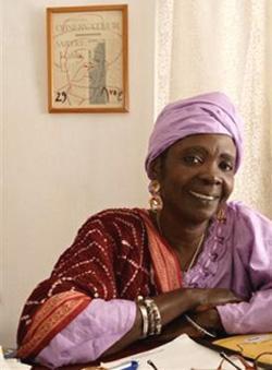 5è festival de poèsie de Saint-Louis : Aminata Sow Fall [...]