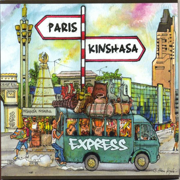 Paris-Kinshasa Express : la [...]