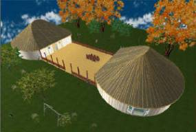 Ghana : Design+Build-and-Live-In [...]