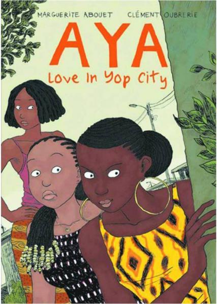 L'Afrique en BD s'installe à Mouthiers