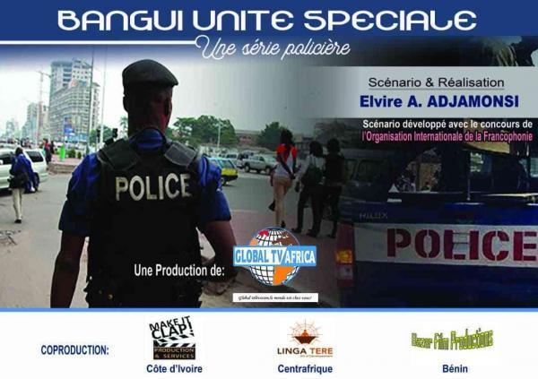 Bangui, unité spéciale : la première série [...]