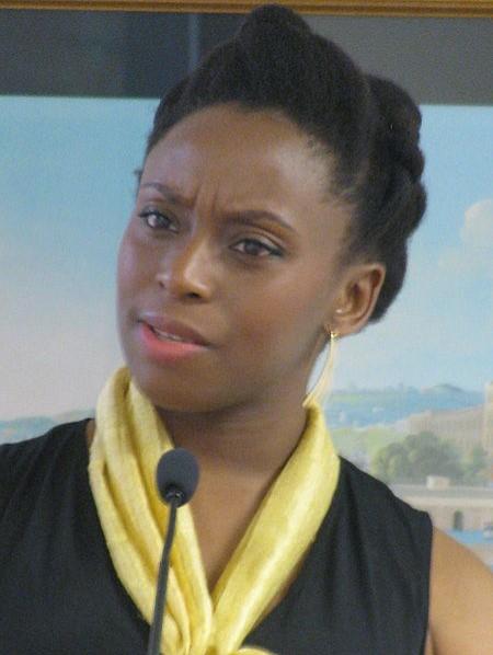 Chimamanda Adichie: Why can't he just be like everyone [...]