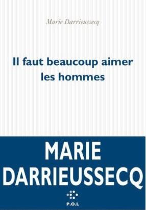 Le couple Noir-Blanche vu par Darrieussecq (Prix Medicis), [...]