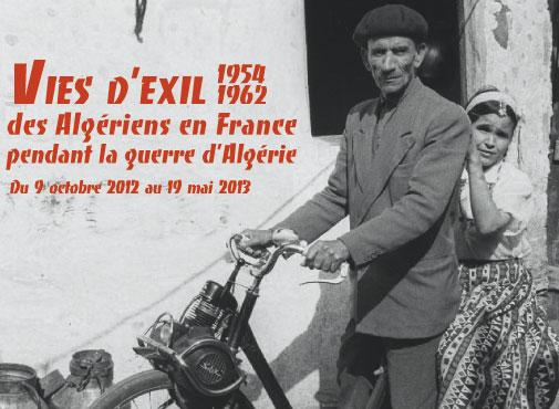 L'immigration algérienne en France