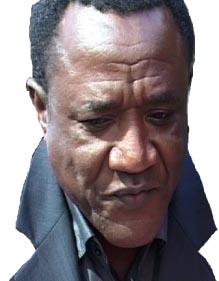 Décès de l'acteur Dieudonné Kabongo Bashila
