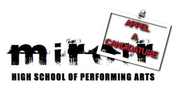 Une école de théâtre et d'audiovisuel pour les jeunes [...]