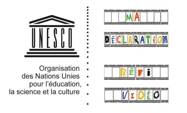 Concours vidéo Ma déclaration (UNESCO)