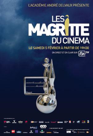 Magritte du cinéma 2011 (Bruxelles)