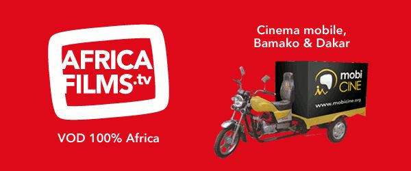 Conférence officielle de lancement d'AFricaFilms.tv et [...]