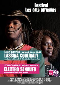 Festival sur les arts Africains en Pays de Loire du 9 au 15 [...]
