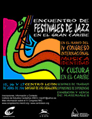 Meeting of Greater Caribbean Jazz [...]