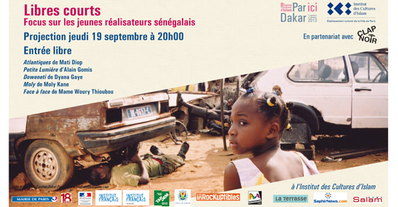 Par ICI Dakar - débat et courts métrages dakarois, à la [...]