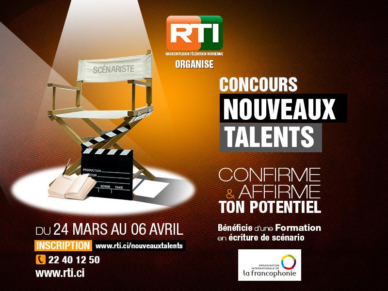 Nouveaux talents: concours de scénarios et atelier [...]