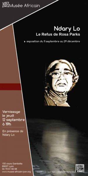 Ndary Lo et ses héros, de Rosa Parks à Barack Obama