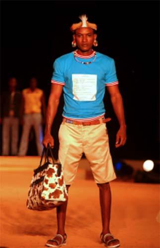 3 Lauréats du concours L'Afrique est à la mode 2009