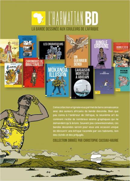L'Harmattan BD : la bande dessinée aux couleurs de [...]