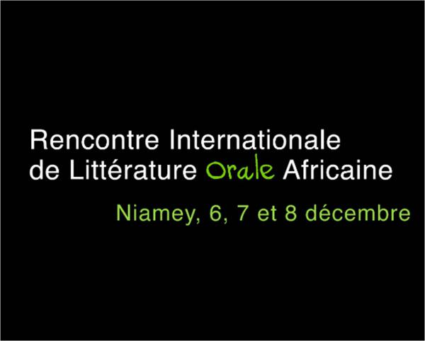 Niamey : Rencontre Internationale [...]