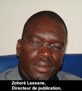 Lassane Zohoré